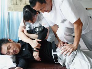 腰の痛み治療